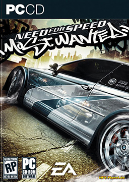 NFS:MW cover